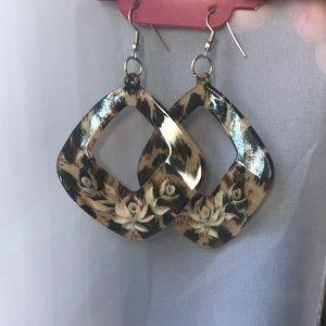 Accessories - Leopard earrings